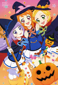 halloween anime background happy halloween anime style interest anime news network