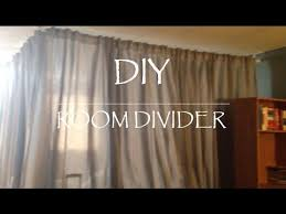 diy room divider for under 100 youtube