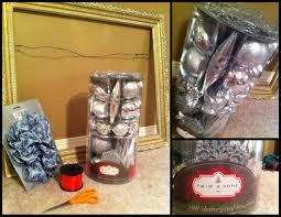 diy u201cframed u201d christmas ornaments by sears