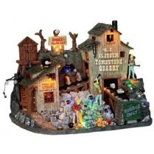 spooky town lemax spooky town fast uk delivery mill race garden centre