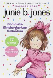 junie b jones complete kindergarten collection books 1 17 with