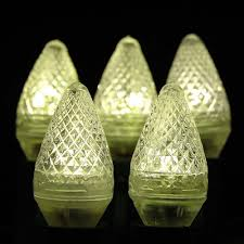C7 Led Light Bulbs by Red Led C7 Replacement Christmas Bulbs And Lamps