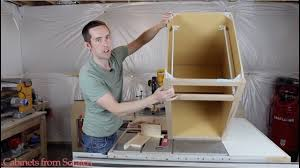 best joints for kitchen cabinets how to build a cabinet lesson 9 cabinet joints