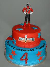 25 power rangers birthday cake ideas power