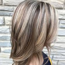 pics of platnium an brown hair styles 45 blonde highlights ideas for all hair types and colors