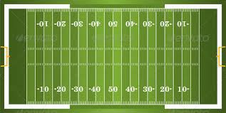 football field template for powerpoint football soccer field free