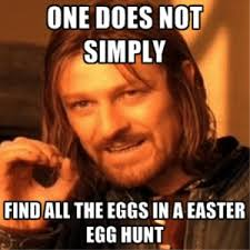 Easter Egg Meme - website easter eggs intuitive digital