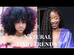 new spring hair cuts for african american women 2017 spring summer natural hairstyles for black african