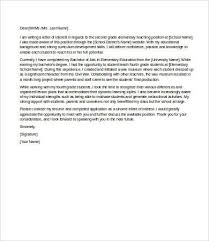 6 sample letter of interest free sample example format free