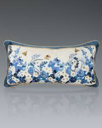 strongwater pillows strongwater poppy 22 x 11 pillow