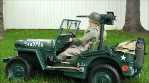 ww2 jeep drawing wwii rc 1 6 scale jeep youtube