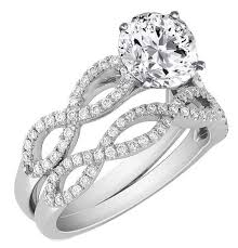 pretty rings pictures images 17 best ideas about infinity wedding rings twist jpg