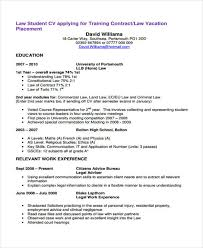 Solicitor Resume 8 Law Curriculum Vitae Templates Free Word Pdf Format