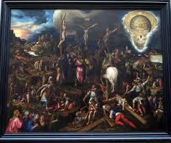 les mysteres de la passion du christ the crucifixion of christ