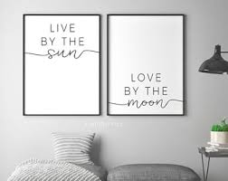 live by the sun etsy