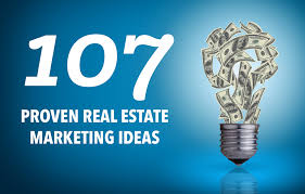 Innovation Idea Create Your Own by 107 Proven Real Estate Marketing Ideas Placester