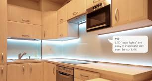 Lights In The Kitchen by Led Lighting Benefits Hd Supply