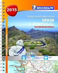 Map Of Spain And Portugal Michelin Spain U0026 Portugal Road Atlas 1460 Karen Brown U0027s World