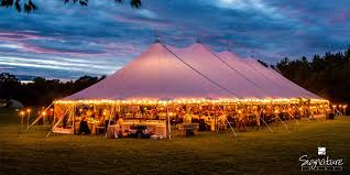 wedding tent rental sailcloth tent rentals nh lakes region tent event