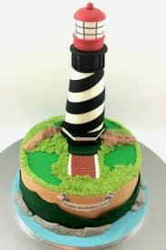 lighthouse cake topper sweetiesdelights specialty cakes general novelty