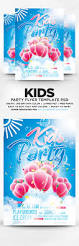 kids party flyer template psd by designblend graphicriver