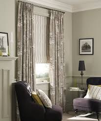 decor beautiful pinch pleat curtains for home decoration ideas