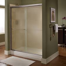 frameless glass doors for showers euro frameless sliding shower doors american standard