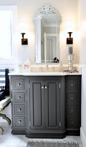 Bathroom Vanity Hack Optical Illusion With Secret Storage 195 best bathrooms images on pinterest bathroom ideas