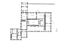 Plan Ground Floor St Giles House St Giles Wimborne Dorset Ground Floor Plan