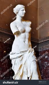 paris march 17 statue venus de stock photo 85866490 shutterstock