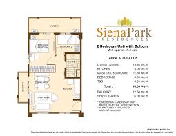 Compact Floor Plans 45 Sqm Apartment Design Google Search Group Housing