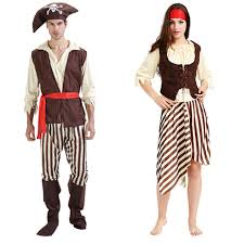 Pirate Woman Halloween Costumes Aliexpress Buy Pirate Costume Men Male Woman