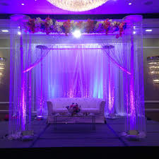 backdrop rentals modern mandap backdrop couture event rentals nyc