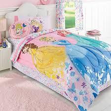 Bed In A Bag Set Cinderella Belle U0026 Ariel Disney Princess Full Comforter Set 5