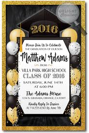 graduation announcement custom invitations and announcements for