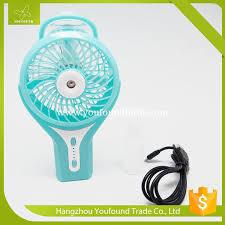 water bottle misting fan 5505m ce dc brushless portable mini misting fan with water bottle
