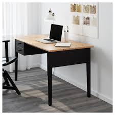 Ikea Computer Desk Arkelstorp Desk Black 140x70 Cm Ikea