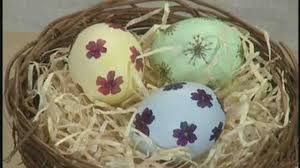 decorated egg shells fresh flower decorated egg shells martha stewart