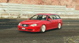 custom subaru legacy legacy touring wagon bp5 0 2 for gta 5