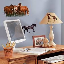 horse shaped mirror luv glamorous horse bedroom ideas home