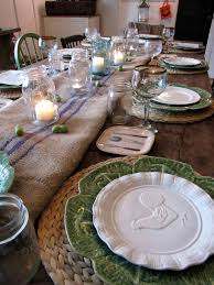 Shabby Chic Dinner Set by Porcelain Dinner Plate Sets Kitchen Shabby Chic Style With