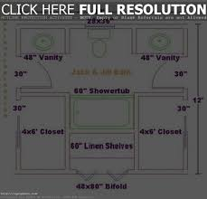Jack And Jill Bathroom Floor Plans by Jack And Jill Bathroom Floor Plan Ideas