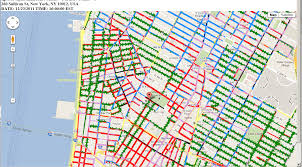 Street Map Of Nyc Nyc Street Parking Map With Alternate Side Roundtripticket Me