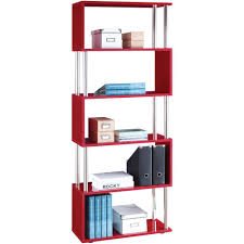 white high gloss bookcase bookcases u0026 cubes officeworks