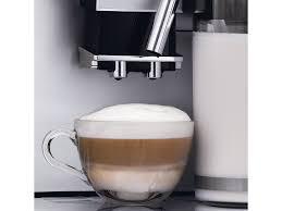 cappuccino perfecta automatic espresso cappuccino maker esam 5500 b de