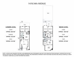 san francisco floor plans 1478 34th avenue san francisco ca 94122 sotheby u0027s
