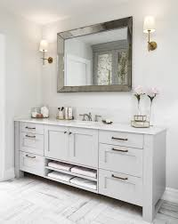 Bathroom Bench With Storage by Bathroom With Bench And Crosshatch Tiles U2014 By Square Footage Inc