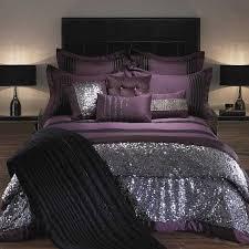 Purple Velvet Comforter Bedding Sets Velvet Comforter Set By Bedroom Shaibnet Bedroom