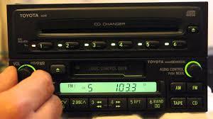 toyota car stereo toyota matsushita a56409 cassette player toyota fujitsu ten