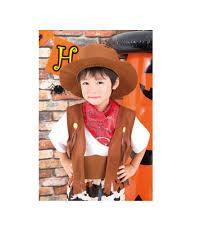 cowboy hat halloween smile market rakuten global market children costume halloween